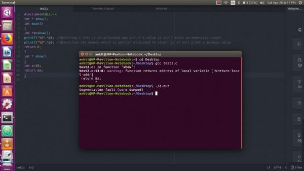C programming - GATE Overflow