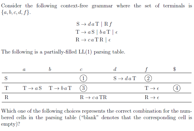 GATE CSE 2021 Set 1 | Question-6.8